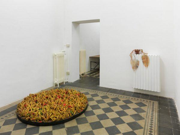 2013 (installation view, Gasconade Club, Milan)