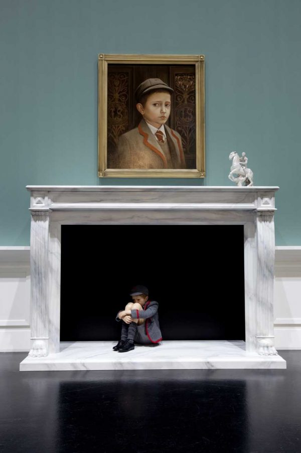 Elmgreen & Dragset, High Expectations, 2010. Photo: Fidelis Fuchs, ONUK. Courtesy Galerie Perrotin, Paris, New York & Hong Kong
