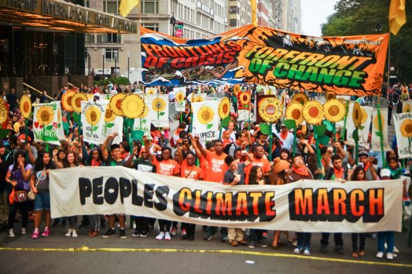 Peoples Climate March, from Nov 2014 Opinion Jonathan TD Neil