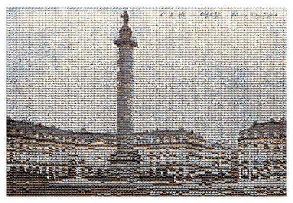 Dis-Location 5 (Place Vendôme), 2012, c-print and Diasec. Courtesy the artists and Lisson Gallery, London