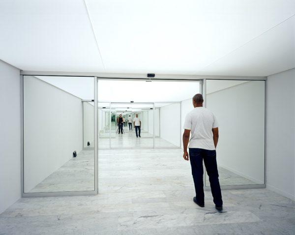 Carsten Höller, Sliding Doors, from Spring 2015 ARA Review Gwangju Biennale