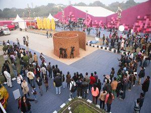India Art Fair, 2015, news 23 Feb