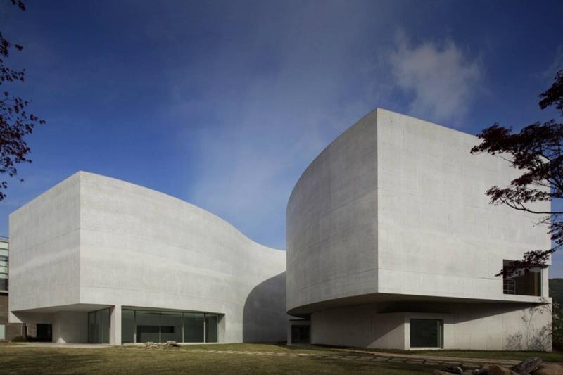 Álvaro Siza's Mimesis Museum