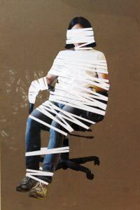 Yip Kin Bon Self- Portrait, ARA Spring 2015 Review