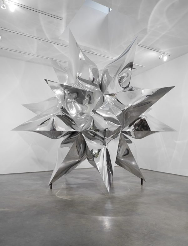 Frank Stella Puffed Star, from Jan_Feb 2015 review