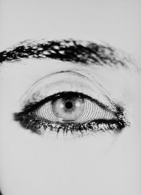 Shirin Neshat, Offered Eyes, from ARA Spring 2015 Feature Shirin Neshat