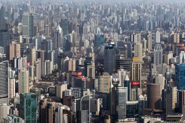 Where the future lives – Shanghai. POV Neil May 2016