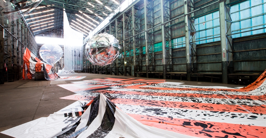 Lee Bul, Willing To Be Vulnerable from Summer 2016 Review Sydney Biennale