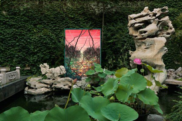 Zeng Fanzhi, On 22 July, from ARA Autumn 2016 Previews