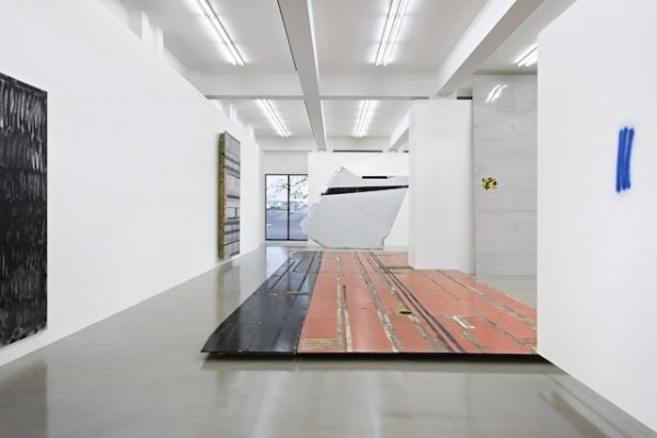 David Ostrowski and Michail Pirgelis, Nothing Happened, 2016 (installation view). Jan_Feb 2017 Review