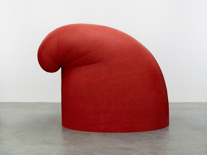Martin Puryear, Big Phrygian, from AR September 2017 Previews