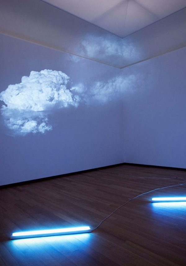 Diana Thater, White is the Color, from AR December 2017 Review Lyon Biennale