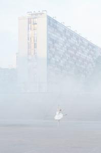 28 Millimetres, Portrait of a Generation, Les Bosquets, In the Mist, Montfermeil, France, 2014. December 2015 Feature