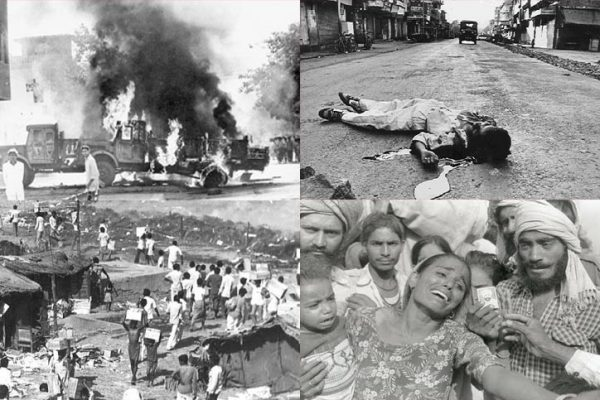 1984 Anti-Sikh riots following the assassination of Indira Gandhi. ARA Spring 2018 Opinion