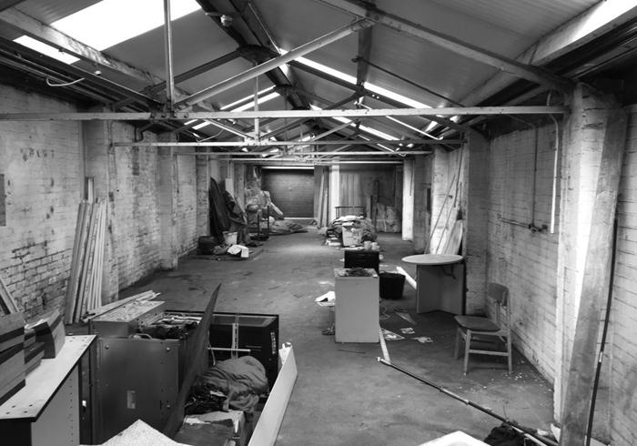 Conditions studio space