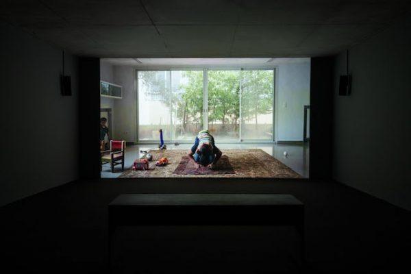 Akram Zaatari, The Script (still), 2018. AR October 2018 Review