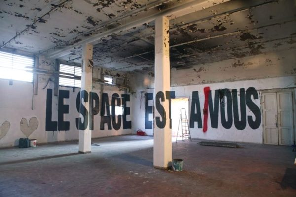Gregorio Pampinella, Le space est a nous, from AR December 2018 Opinion Mike Watson Populism and Pluralism