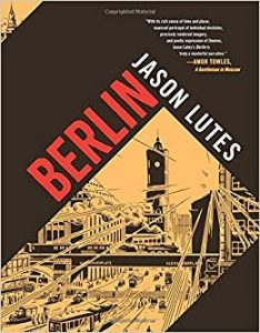 Book cover Berlin Jason Lutes