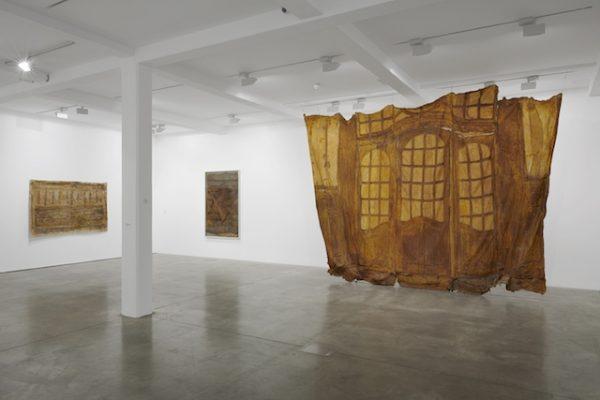 Heidi Bucher, 2018 (installation view). Jan_Feb 2019 Review