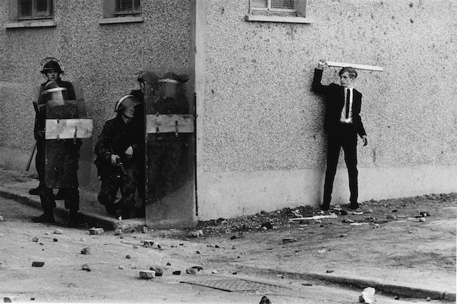Don McCullin, Northern Ireland, The Bogside, Londonderry, 1971. AR April 2019 Feature
