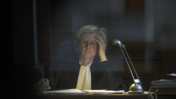 Carey Young Palais de Justice, from AR April 2019 Review