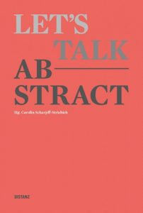 Let's Talk Abstract. AR March 2019 Book