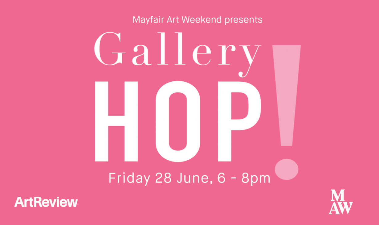 Mayfair Art Weekend, 28–30 June 2019