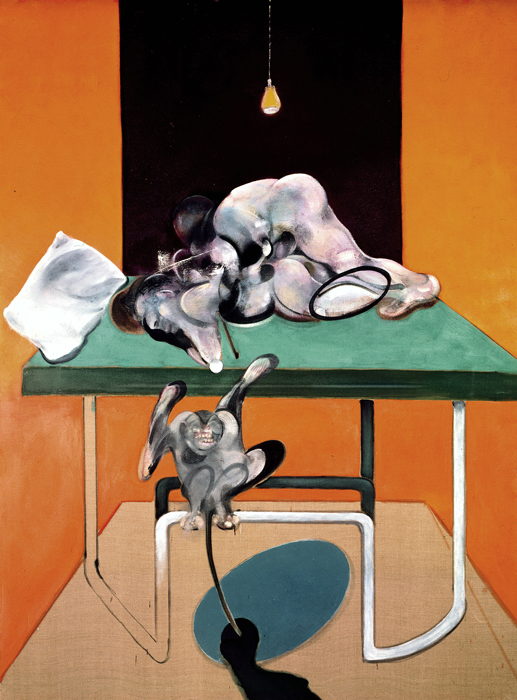 Francis Bacon, Two Figures with a Monkey, from 2019 Mayfair Art Weekend Tour 1