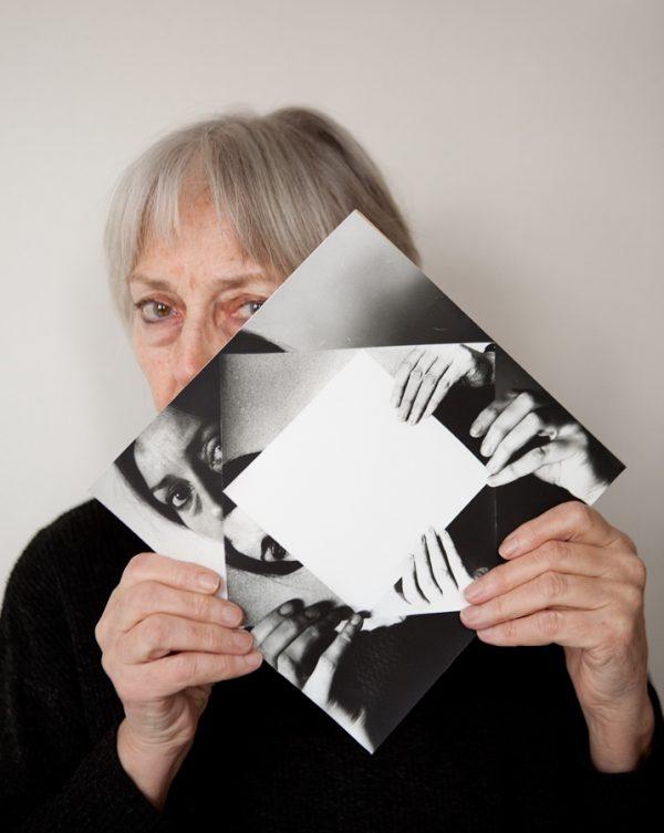 Dora Maurer self portrait Feature March 2012