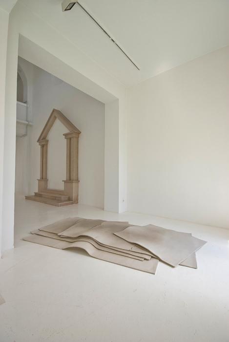 Katinka Bock, Sechs Flächen und ein Raum, from AR October 2019 Previews