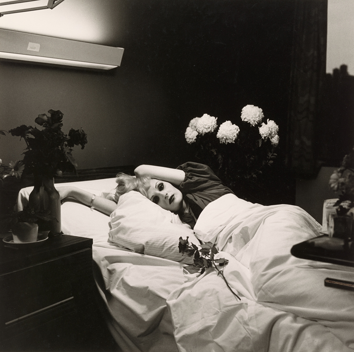 Peter Hujar, Candy Darling on her Deathbed, from AR October 2019 Previews