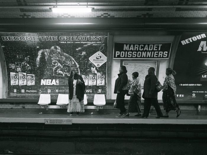 Marcadet Poissoniers, Paris