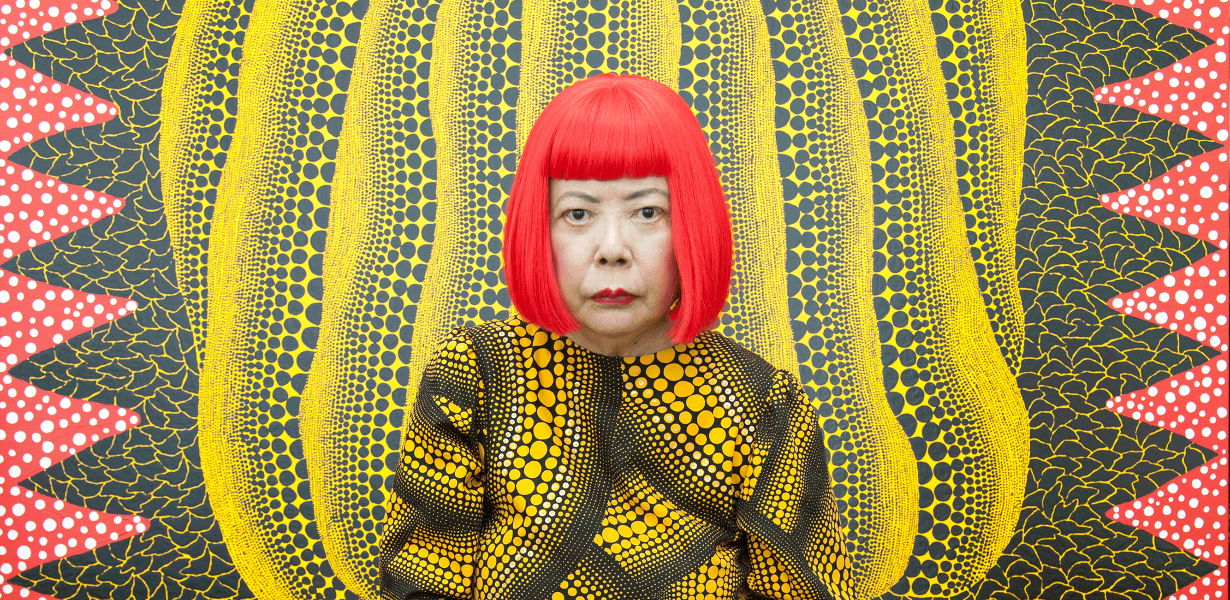 Yayoi Kusama - ArtReview