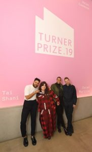 Turner Prize 2019 winners