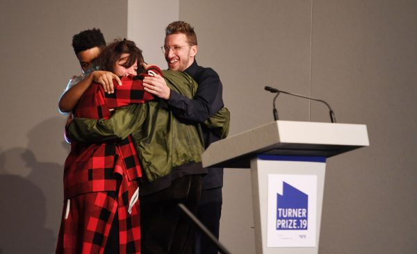 Turner Prize 2019 winners