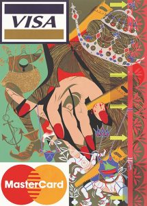 Lari Pittman, Untitled #16