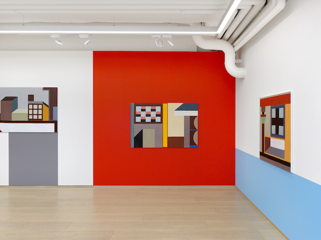 Nathalie Du Pasquier, the strange order of things 2 (installation view). 31 January 2020. Five to see Geneva