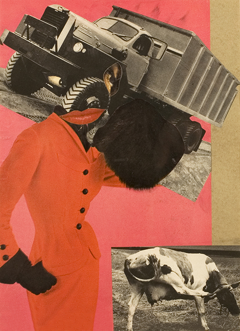 Erró, Untitled, c. 1959. AR March 2020 Previews