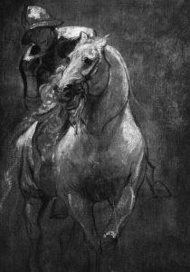 Anthony Van Dyck, Anthony, A Soldier on Horseback, c.1616.