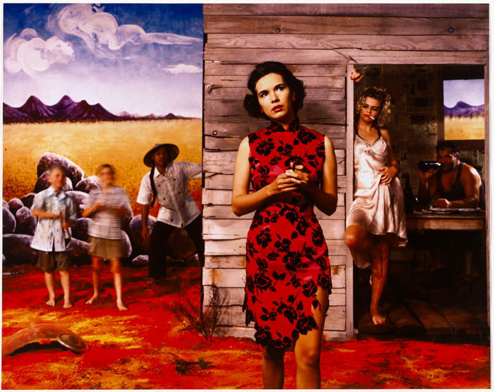 Tracey Moffat, Something more