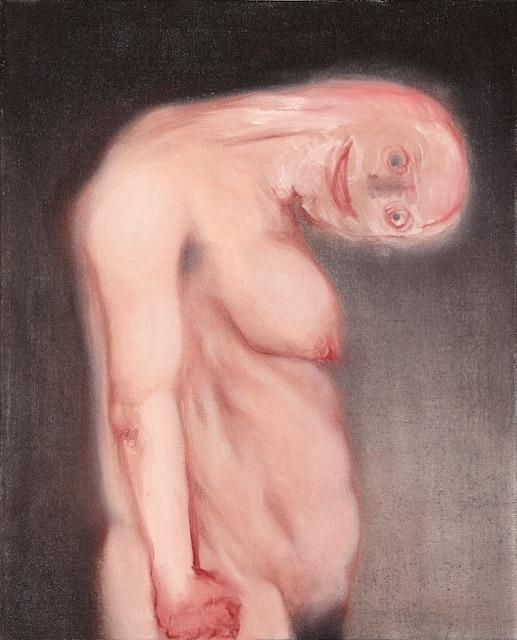 Miriam Cahn, decay, 2017. AR March 2020 Review
