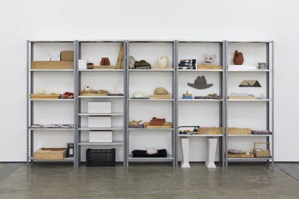 Chantal Peñalosa, Unfinished Business Garage I/V, 2019-23. AR March 2020 Review