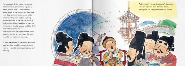 Jun Yang, The Emperor of China's Ice. ARA Spring 2020 Books