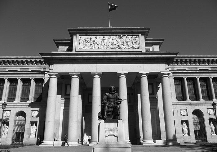 Prado Museum, Madrid. News 06 April 2020