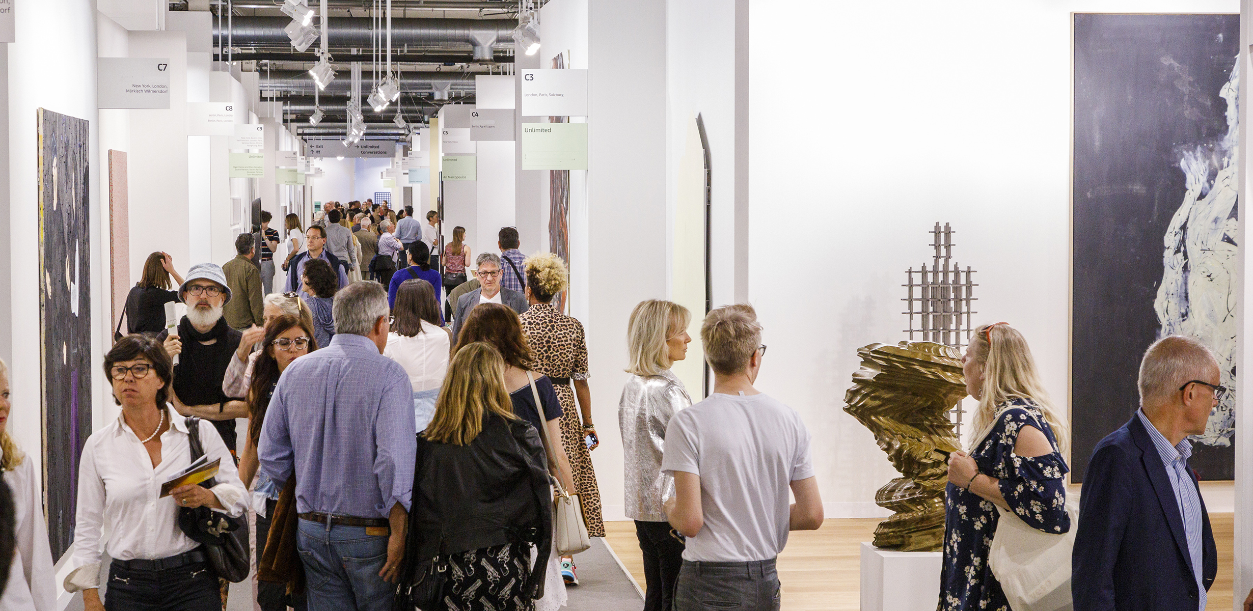 New regulations cast doubt on Art Basel's September 2020 Edition