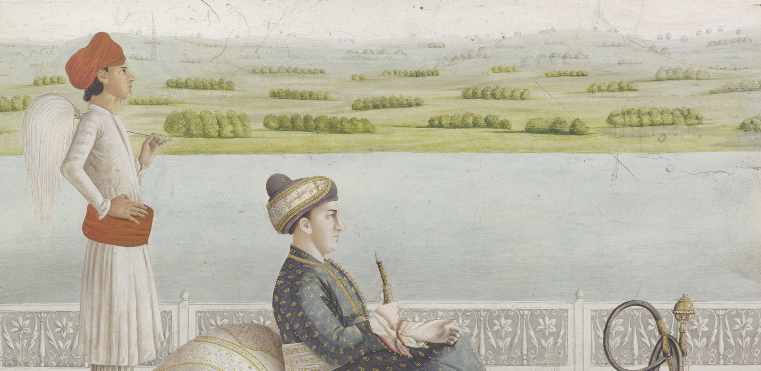 William Dalrymple on the Forgotten Painters of the East India Company